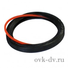 Уплотнительное кольцо двухлепестковое D110 Синикон