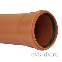 Труба раструбная PP D 110 L 1000 Universal Sinikon