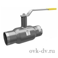 Кран шаровой стандартнопроходной муфтовый ДУ32 РУ4,0МПА LD