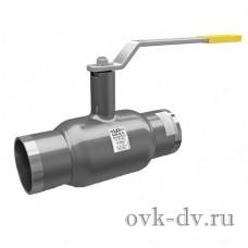 Кран шаровой стандартнопроходной муфтовый ДУ25 РУ4,0МПА LD
