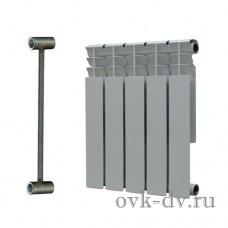 Радиатор биметаллический А4 Bi 350/80 Faliano