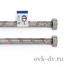 """Подводка гибкая для воды 1/2"""" FF - 30 см AQualine"""