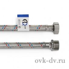 """Подводка гибкая для воды 1/2"""" FM - 30 см AQualine"""