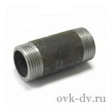 Бочонок стальной ДУ-25