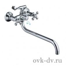 Смеситель для ванны F2619-2 Frap