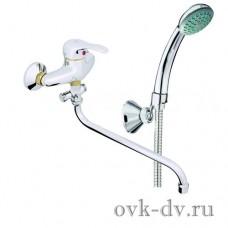 Смеситель для ванны P-12 Gala. Rubineta